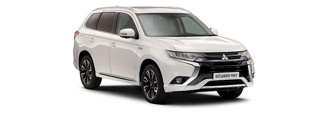 Mitsubishi: 11 новинок до 2020 года