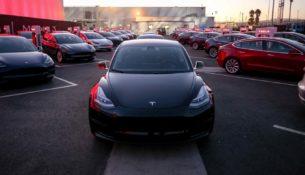 Tesla построит завод в Китае