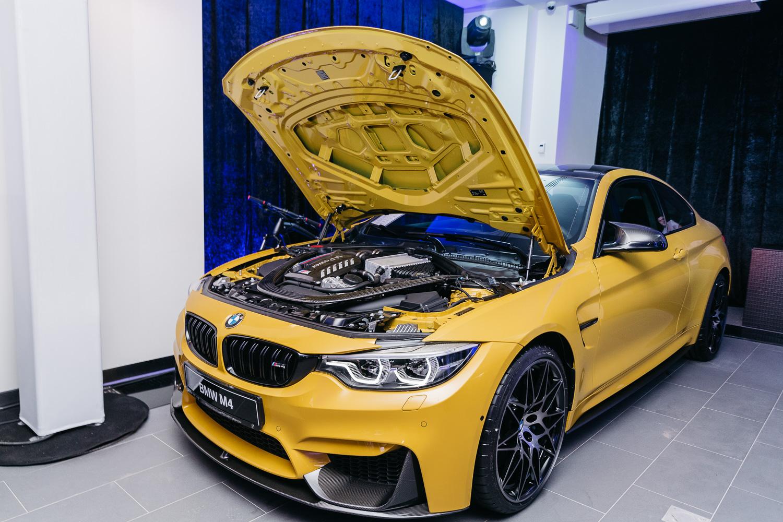Эксклюзивный бутик BMW
