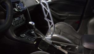 Ford создал первый в мире электронный «ручник» для дрифта