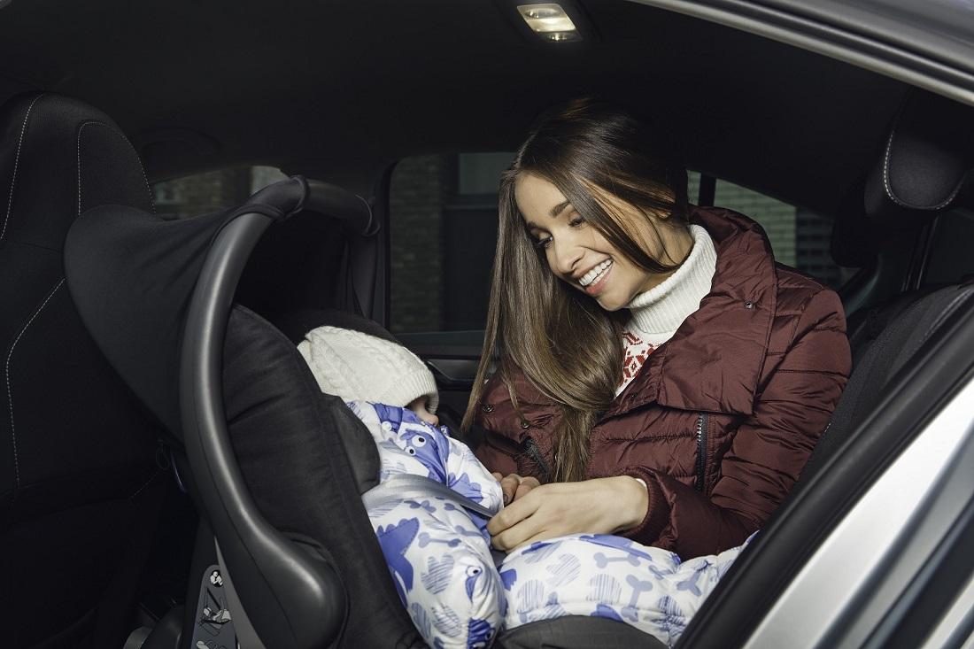 Skoda Baby Mobil - подарок для мам малышей