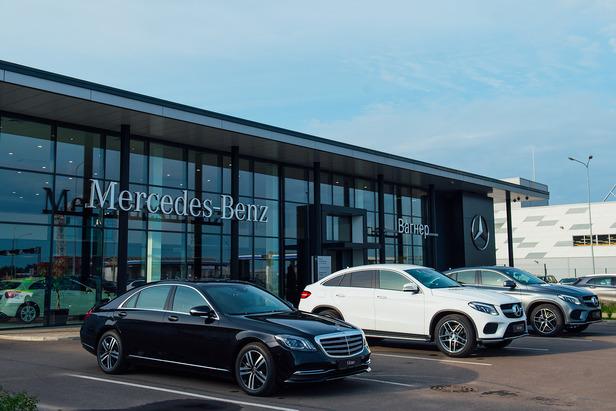 Готовься к зиме с Mercedes и ГК WAGNER!