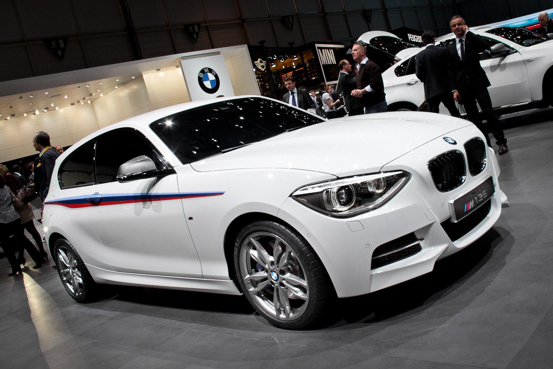 """BMW: """"Эмки"""" станут гибридными"""