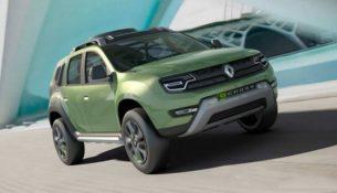 Новый Duster - уже не только Dacia