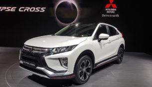 Mitsubishi Eclipse Cross: известна дата начала продаж