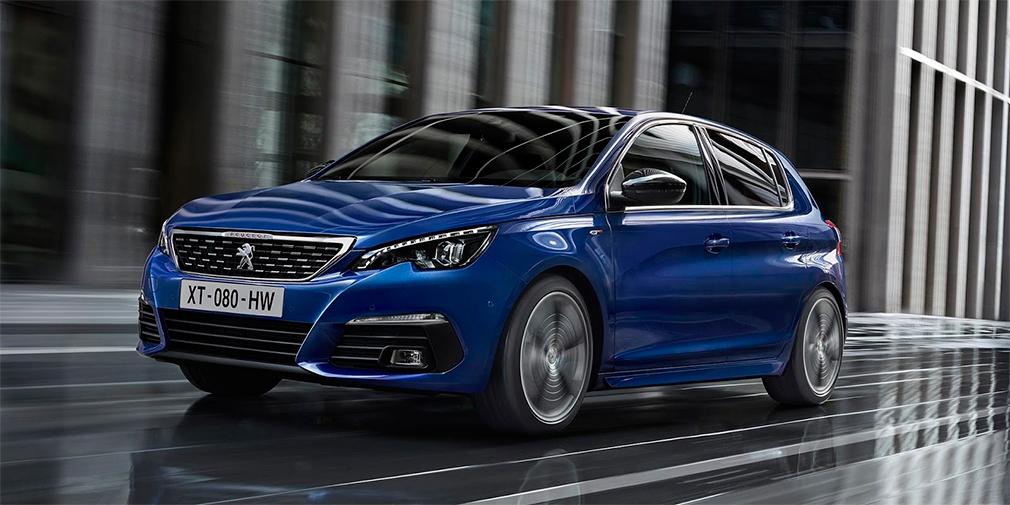 Peugeot 308: известны цены и комплектации