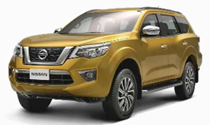 Новый Nissan Xterra (Paladin): каким он будет