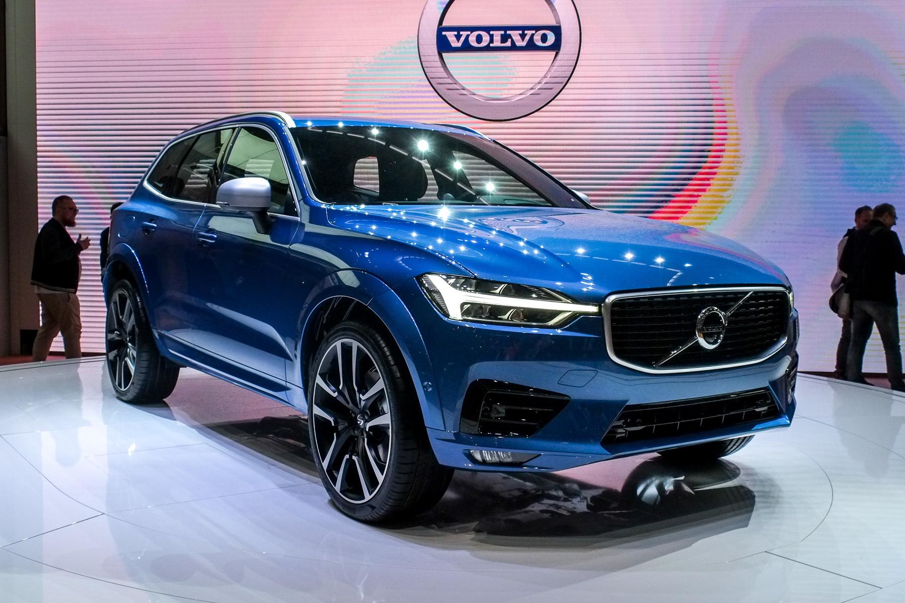 Volvo XC60: объявлены российские цены