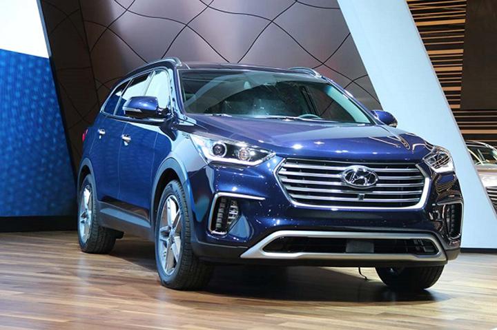 Hyundai анонсировала для России три обновленных кроссовера