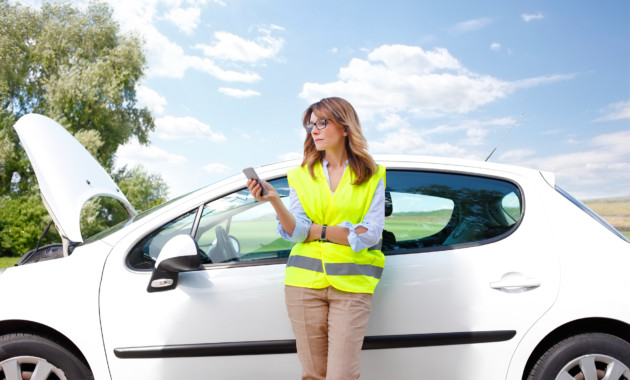 Светящиеся жилеты для водителей: теперь обязанность