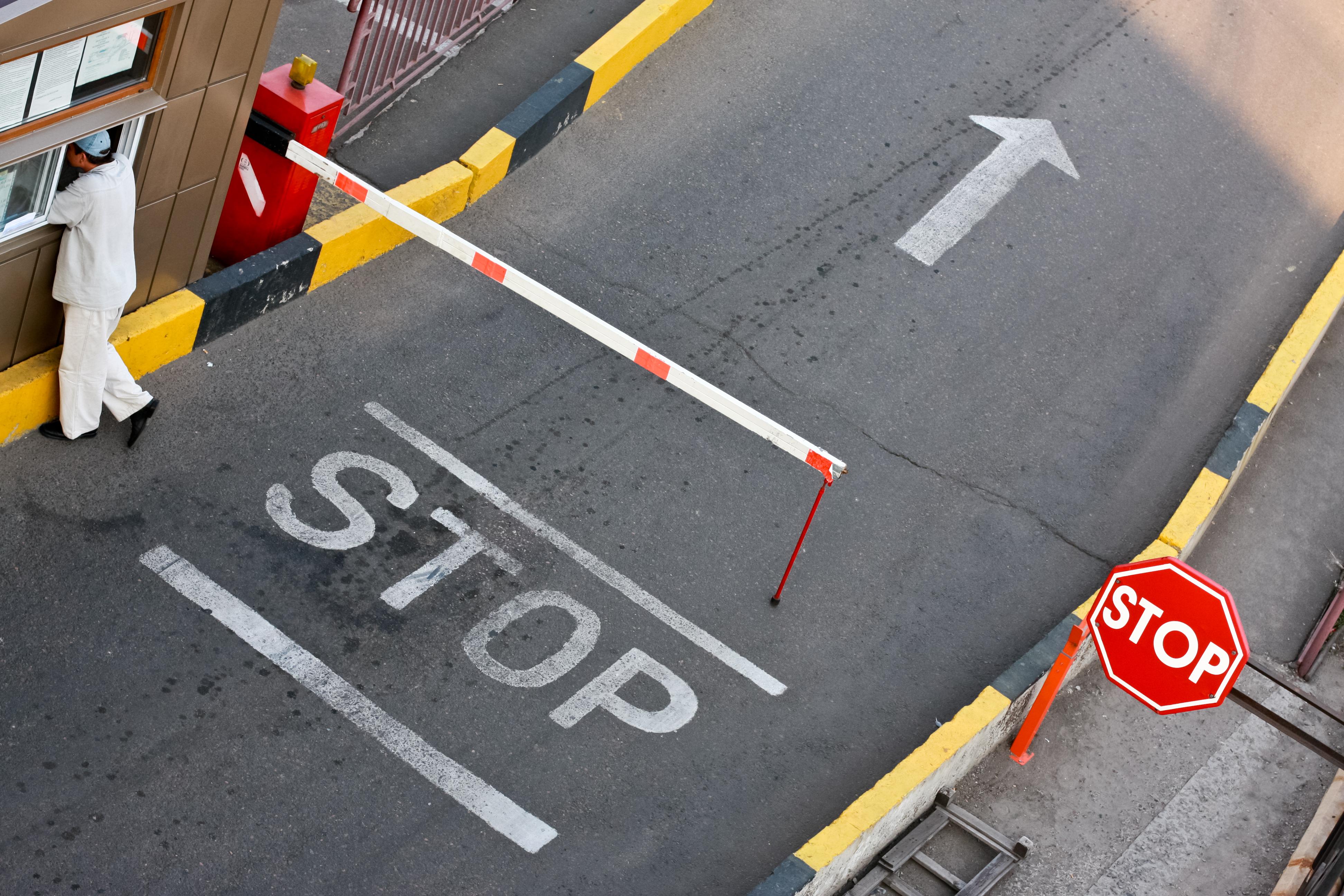 Закон об организации дорожного движения