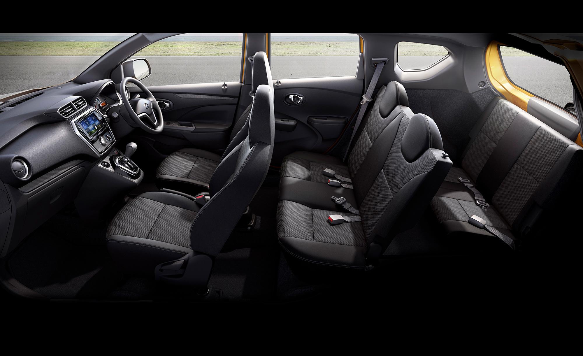 Datsun представила свой первый кроссовер