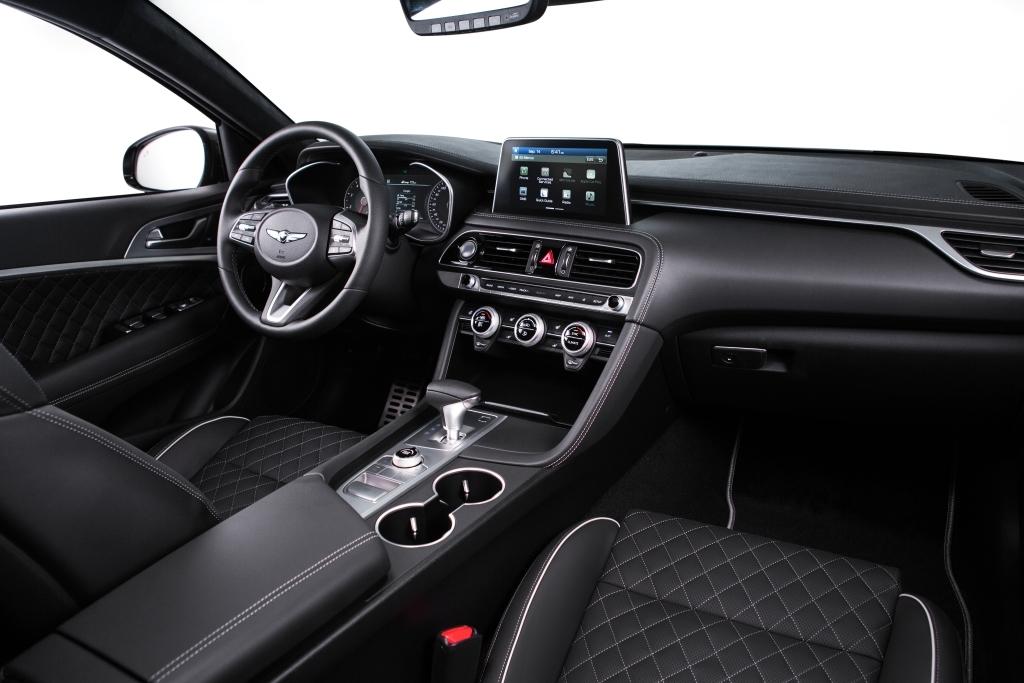 Genesis G70 готовится к российскому рынку