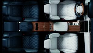 Рассекречен салон трехдверного Range Rover