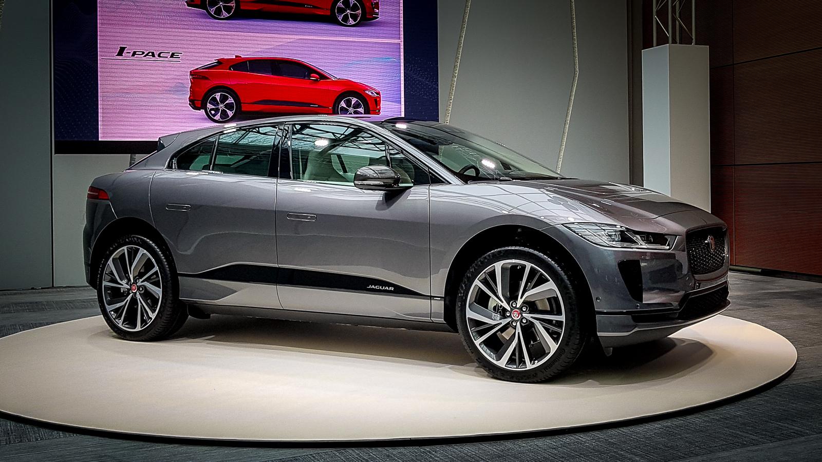 """Jaguar анонсировал свой """"беспилотник"""""""