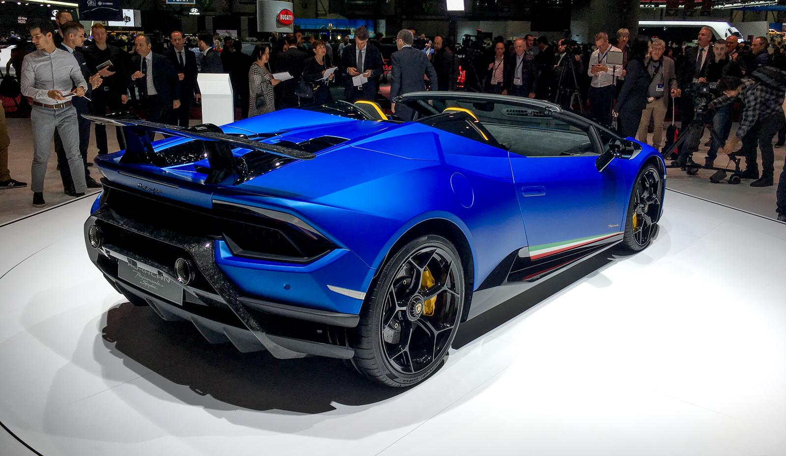 Новый Lamborghini за 220 тысяч евро