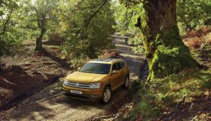 Volkswagen начнет прием заказов на Teramont с 12 марта