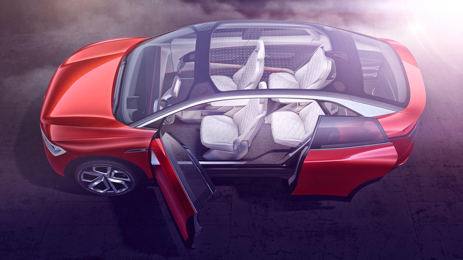 Электрический кроссовер Volkswagen выйдет на рынок в 2020 году