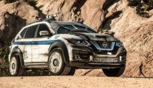 """Тысячелетний Rogue: Nissan сделал из кроссовера шоу-кар по мотивам """"Звездных войн"""""""