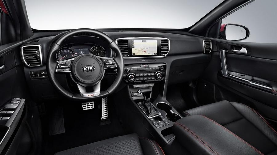 Обновление Kia Sportage - теперь официально