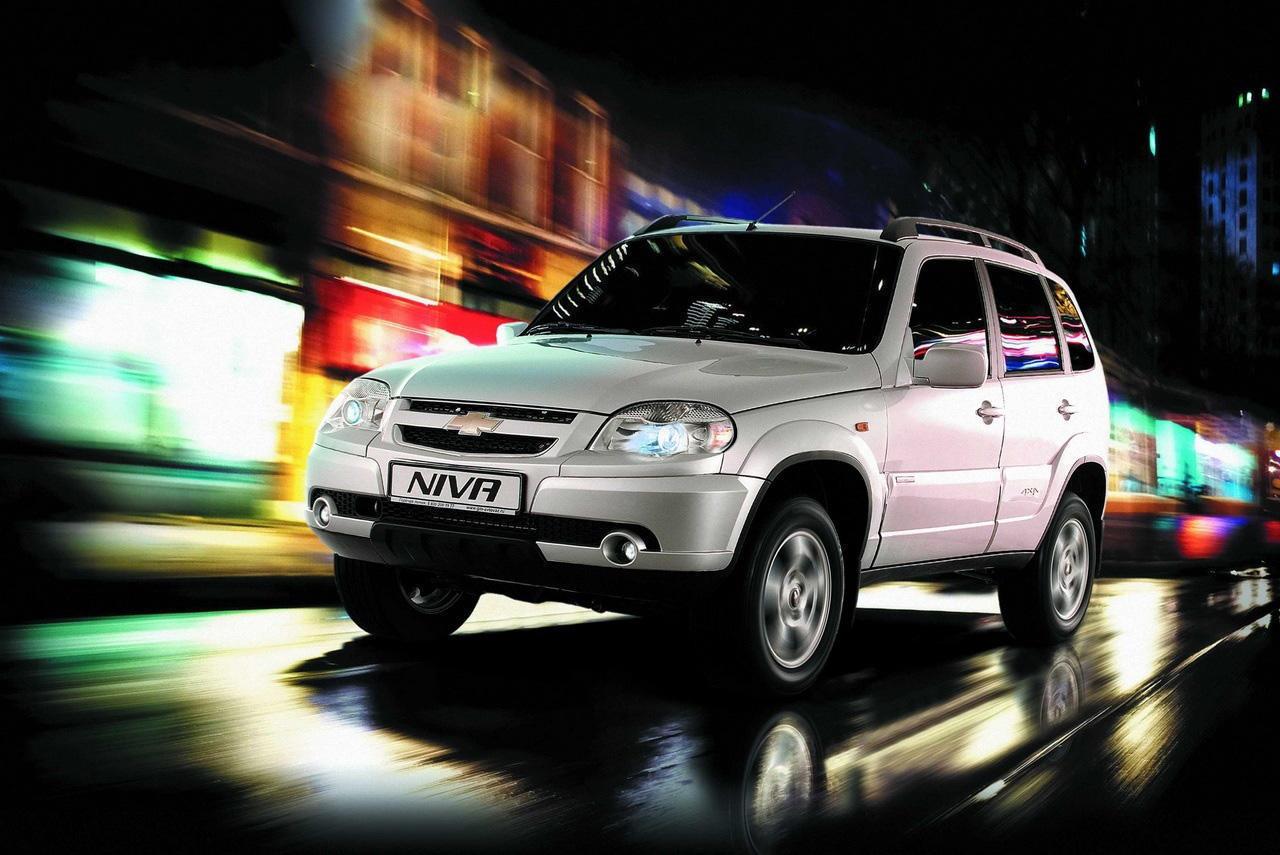 Chevrolet Niva подорожает