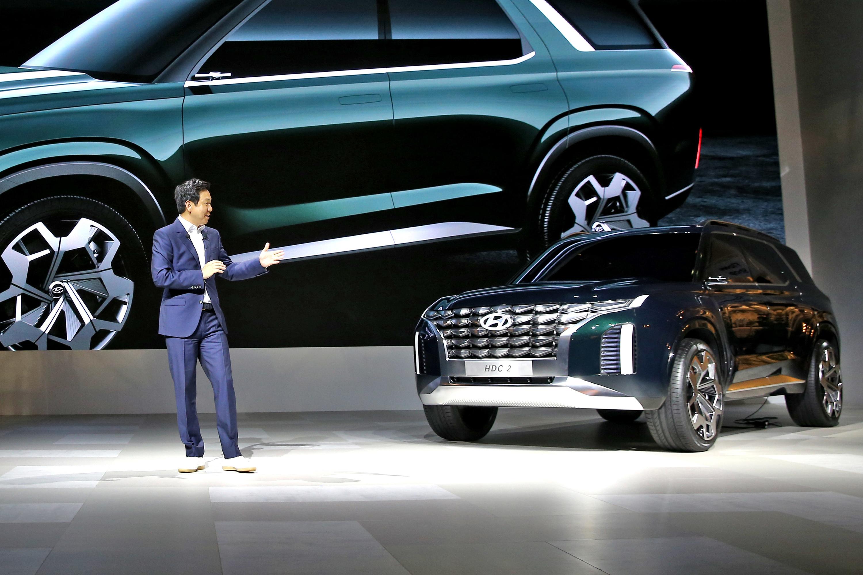 Hyundai готовит стильный внедорожник