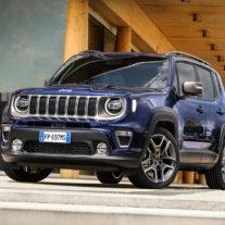 Еще одно обновление - теперь и Jeep Renegade