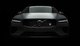 Volvo опубликовали тизер седана S60