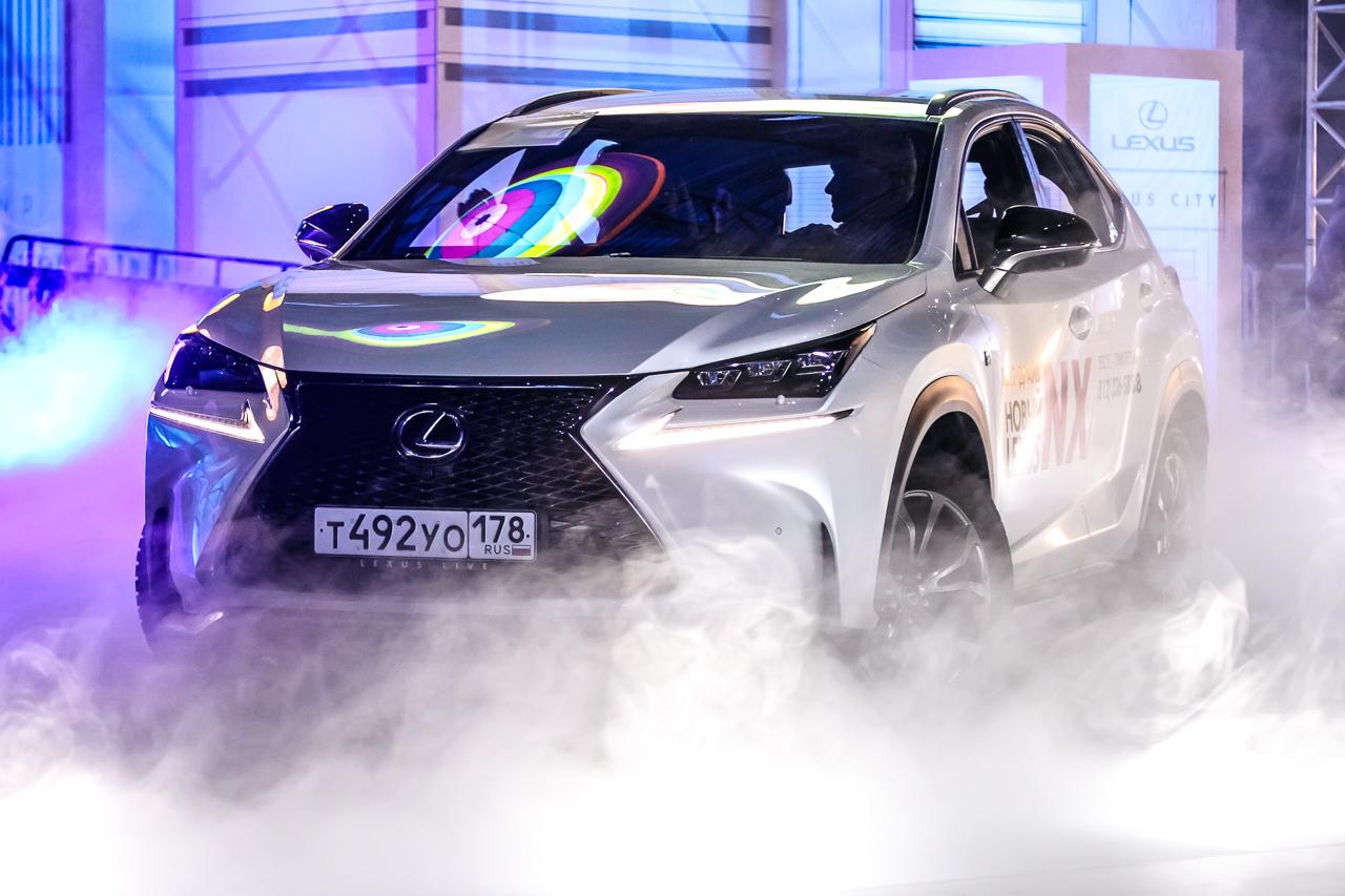 Lexus приглашает на «Live инстапробы» - инновационный кастинг фильма «Ампир V»