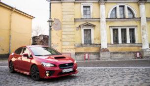 Subaru - самый мужской автобренд