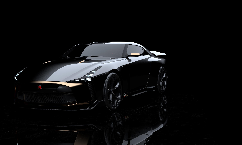 Nissan GT-R - 50 лет!