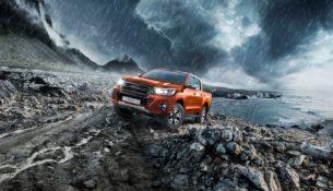 Toyota Hilux получил версию Exclusive