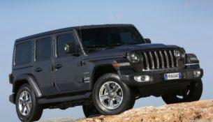 Россия первой получит новый Jeep Wrangler