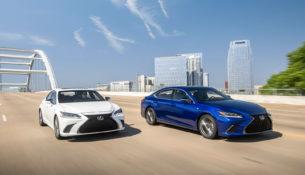 Объявлены цены на новый Lexus ES