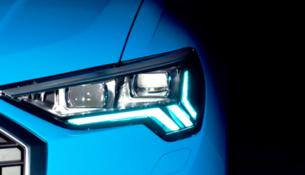 Audi Q3 нового поколения показали на видео