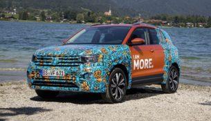 VW T-Cross: подробности о маленьком кроссовере