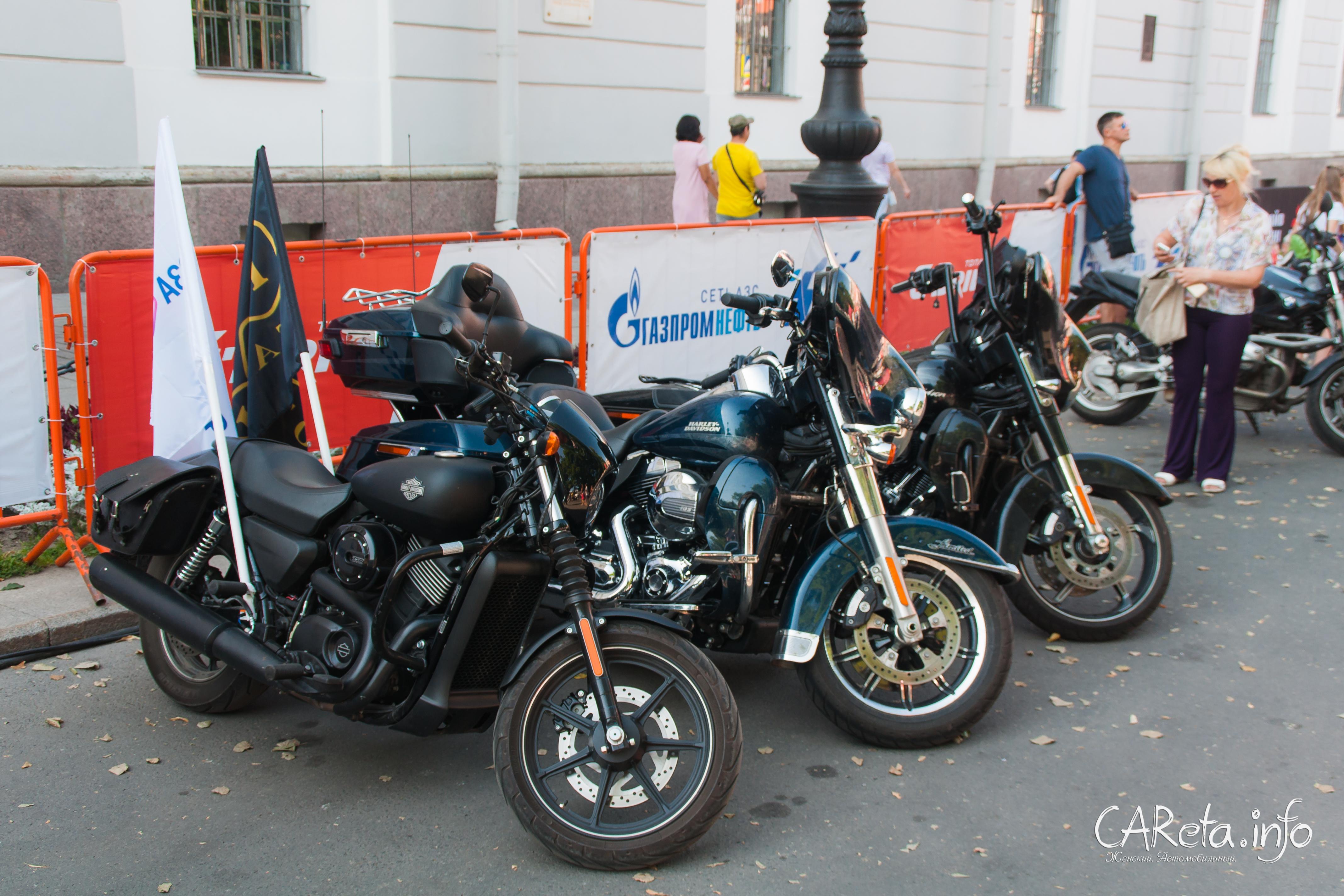 Все клубы в гости будут к нам: Harley Days 2018 в Санкт-Петербурге
