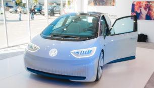 Volkswagen начинает принимать заказы на ID