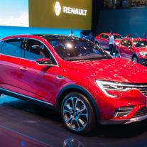 ЗАЗ будет собирать Renault Arkana