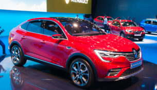 Renault Arkana начали собирать в России