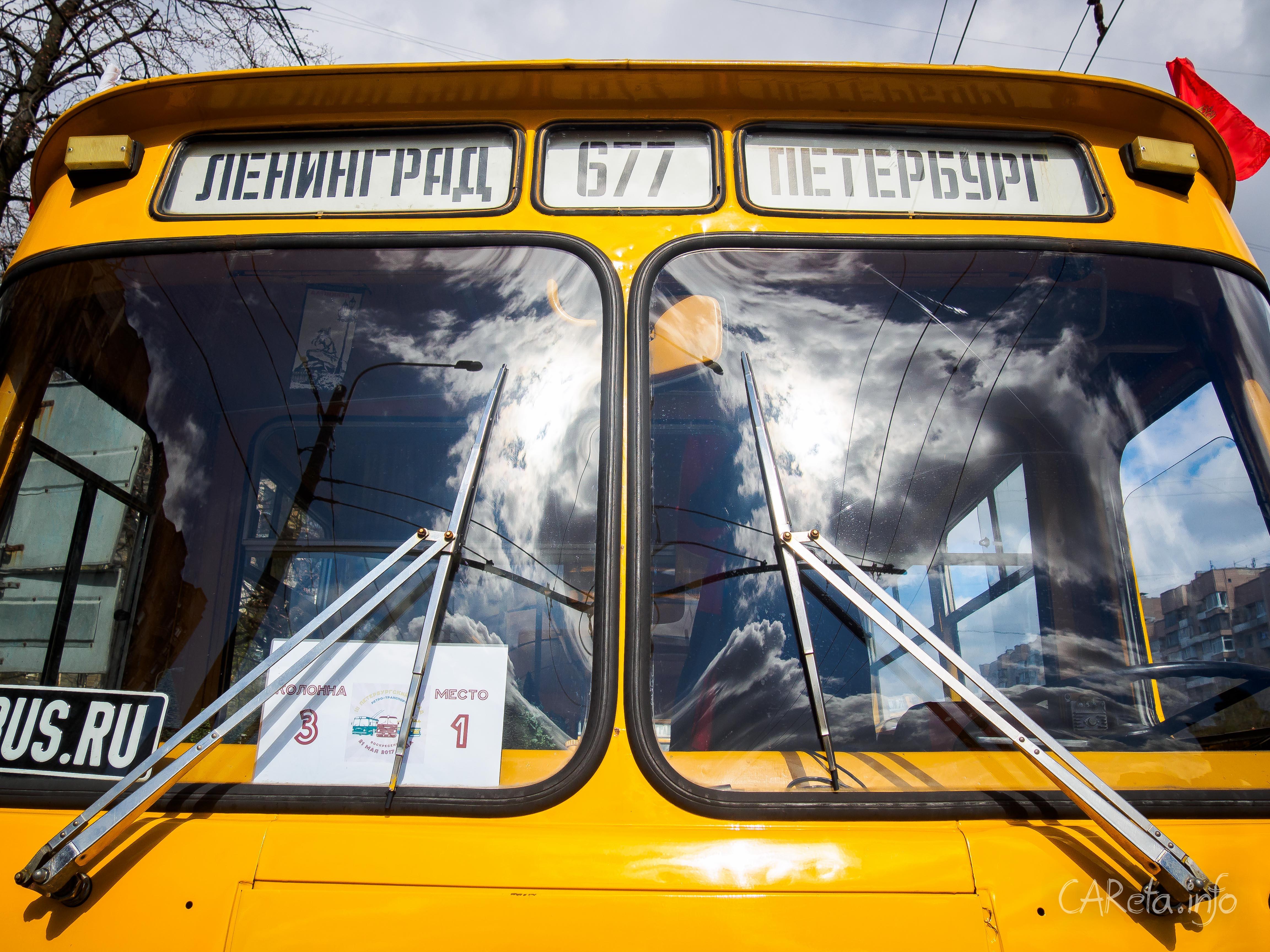 Связь времен, связь поколений: ретро-пробег пройдет в Петербурге