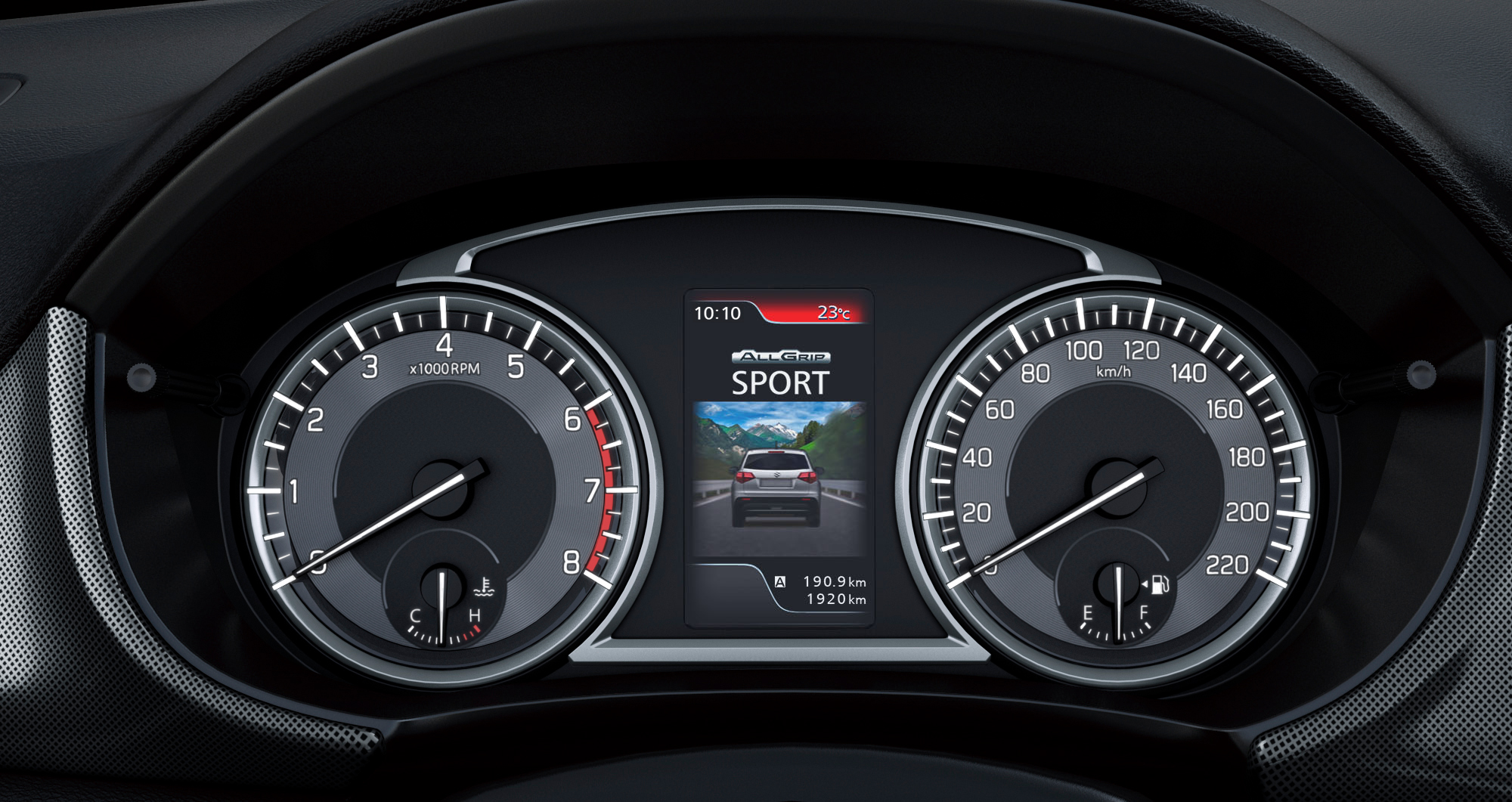 Обновленная Suzuki Vitara приедет в Россию в ноябре