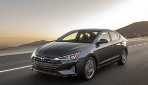 Hyundai Elantra получила новый дизайн