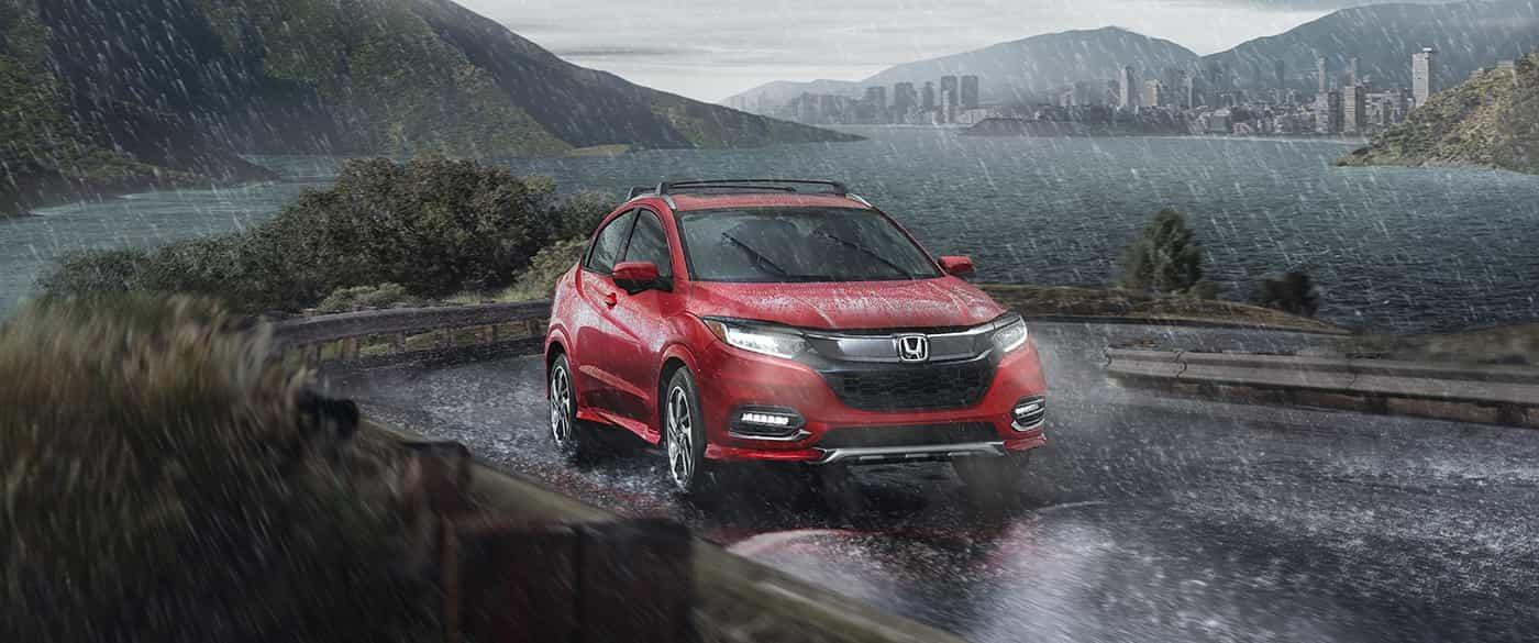 Honda обновила HR-V