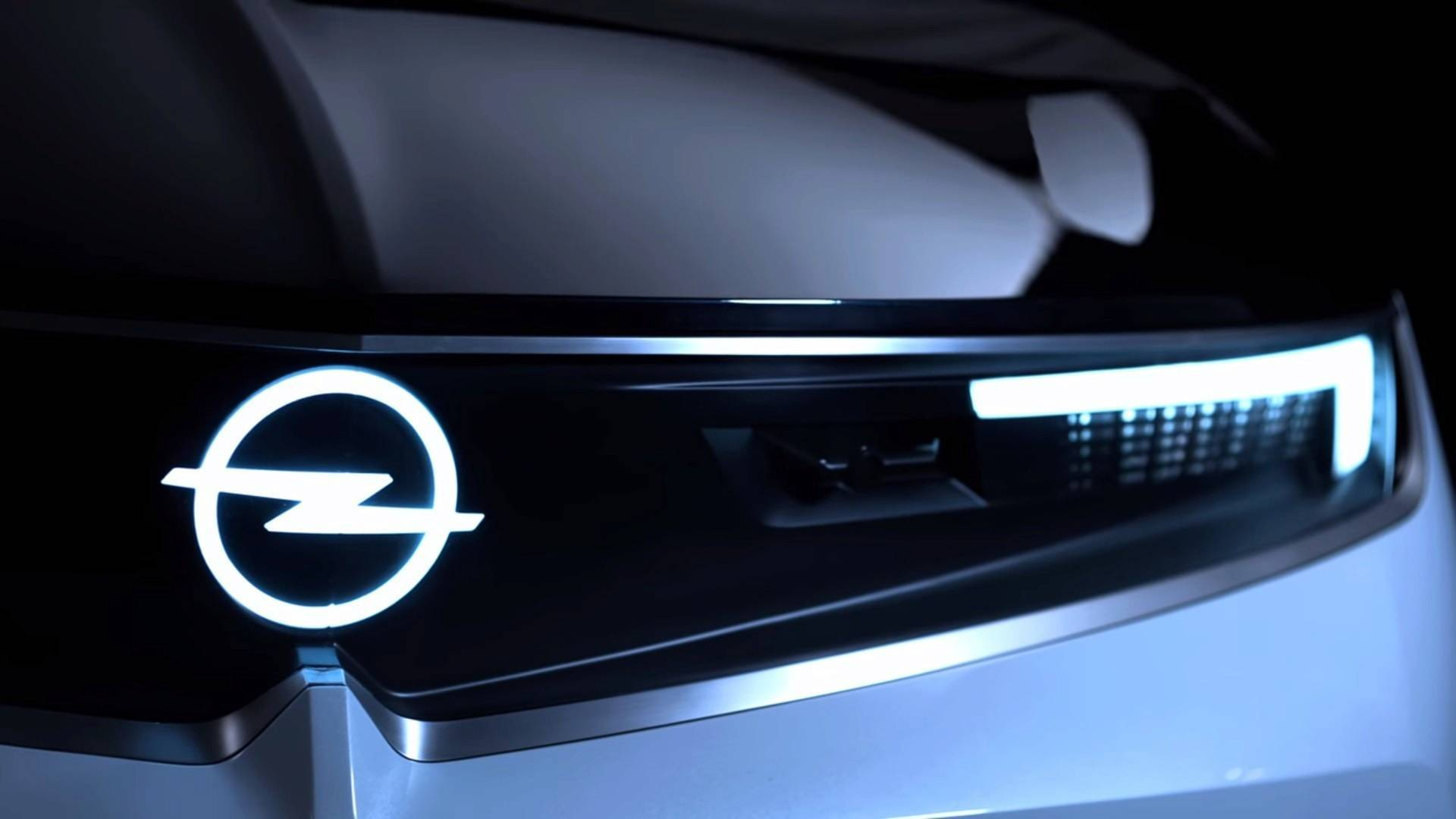 Opel обновляет дизайн: представлен новый концепт