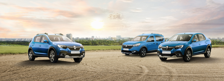 Renault показала внедорожный Logan