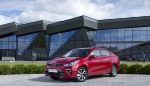 Kia обновила на российском рынке Sorento Prime и Rio