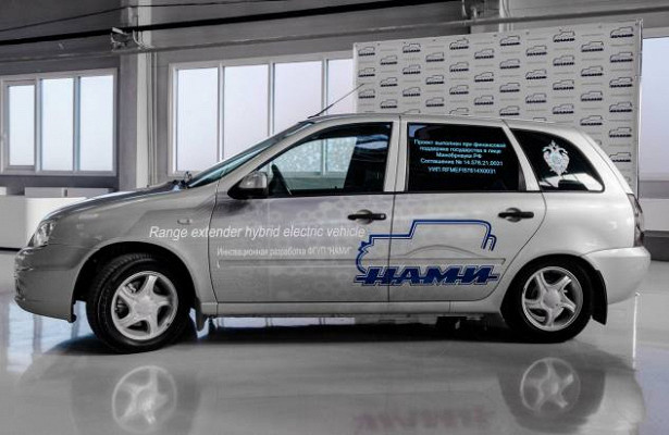 Nissan Leaf - самый популярный электрокар в России