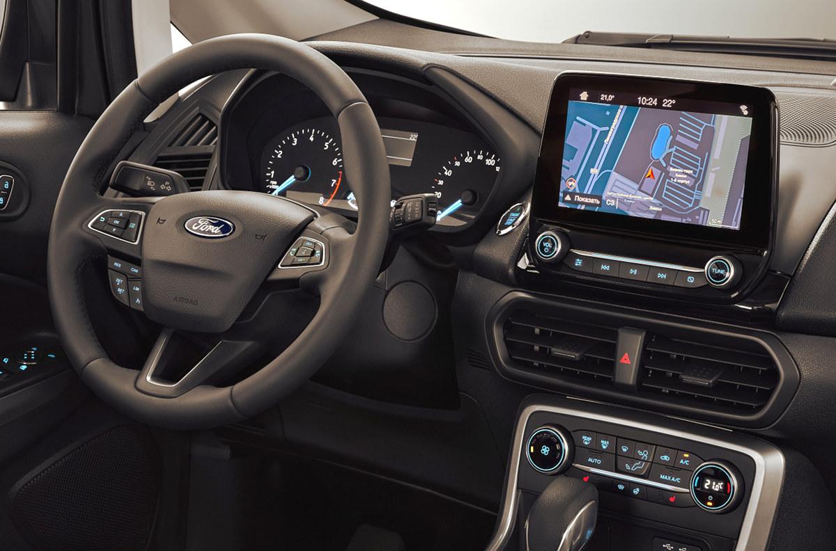 Обновление мультимедийной системы Ford своими руками