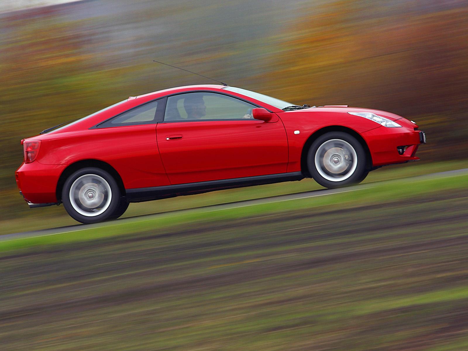 Toyota хочет возродить Celica (или MR2) вслед за Supra